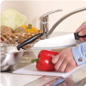 台所用品も充実