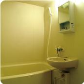 浴室・トイレ(洋式)は個別に設置