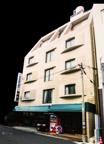 デイリーハウスソラステイ 中央駅前店 (旧ウィークリーマンション&マンスリーマンション21企画) 外観